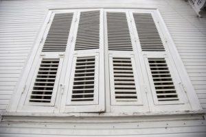 instalar persiana en ventana
