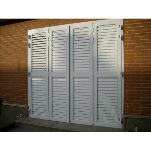 ventajas de las persianas mallorquinas de aluminio