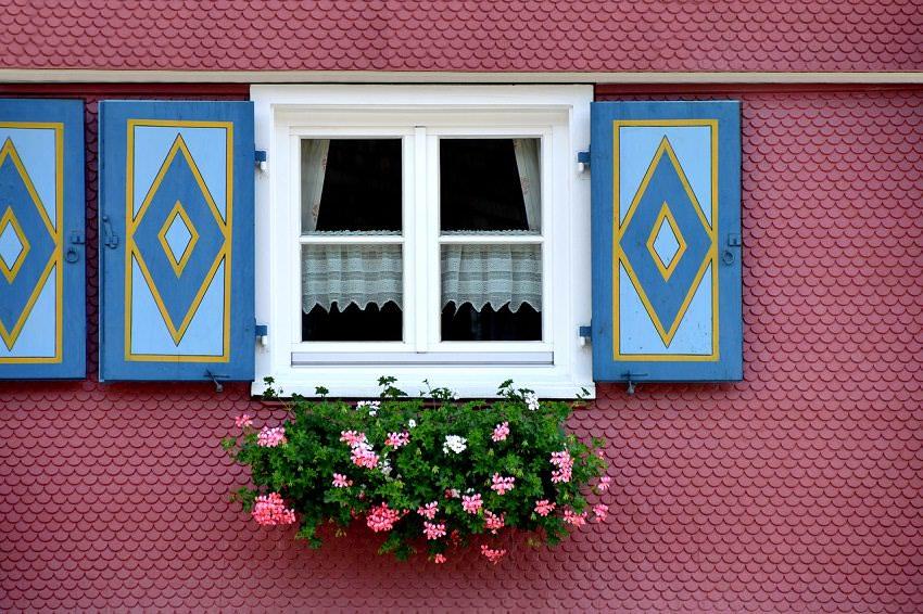 eneificios de las ventanas Mallorquinas