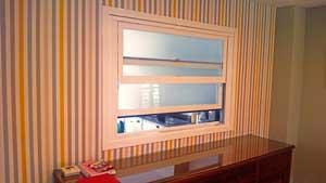 reparar ventana guillotina