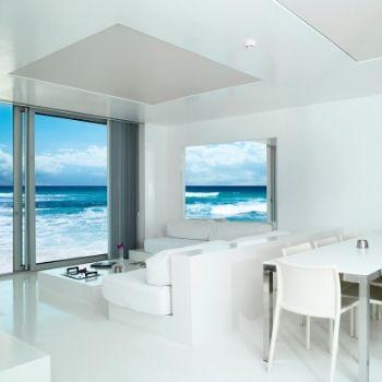 tendencias de arquitectura y diseño ventanas sin marco para casas minimalistas